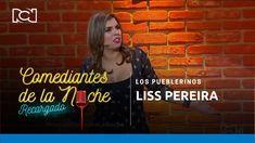 Los pueblerinos - Liss Pereira - Comediantes De La Noche Broadway Shows, Youtube, Movie Posters, Sketch, Comedians, Jokes, Night, Sketch Drawing, Film Poster