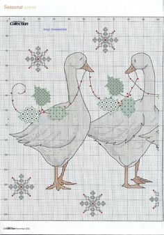 Gallery.ru / Фото #16 - Cross Stitch Collection 202 ноябрь 2011 - tymannost