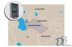 Blog do Diogenes Bandeira: Maior sistema de proteção de fronteira do mundo é ...