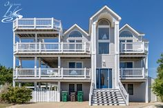 Spend your family vacation at Villa Del Sol. 8 bedrooms, 6 bathrooms, Rates from $1,470 to $5,745. - Corolla - Outer Banks Blue - Corolla Vacation Rentals - Outer Banks Vacation Rentals