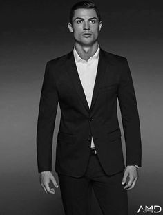 Cristiano Ronaldo is one of the world's most talented soccer players, a successful entrepreneur, a #model, and his unique sense of #fashion makes him a style icon. Read on about our Style Icon of the Week! #Dubai