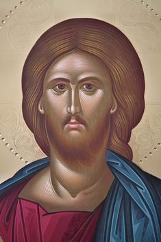 Religious Icons, Religious Art, Byzantine Icons, Orthodox Icons, Painting Techniques, Holy Spirit, Art Sketches, Jesus Christ, Face