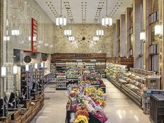 Design showcase: The Market at Longo's brings grocery store to historic building - Retail Design World