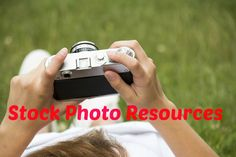 Master list of stock photos website to download for free, or little money.  Save for future reference!  #stockphotos #bloggingtip