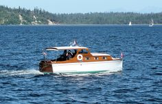 Peaceful by nwclassicyacht, via Flickr