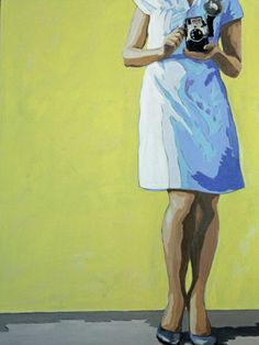"""Saatchi Online Artist leslie Graff Painting,""""it looked picture perfect"""" #art"""