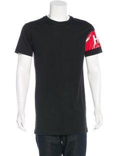 Longline Graphic T-Shirt