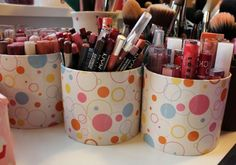 1000 images about organiser son maquillage on pinterest - Comment ranger son maquillage ...