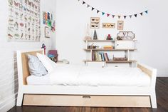 Timeless Style - Kids' Bedroom Ideas - Childrens Room, Furniture, Decorating (houseandgarden.co.uk)