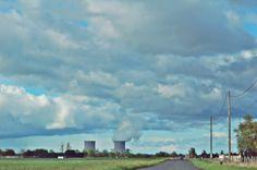 La maquina de nubes, junto a Chambord.