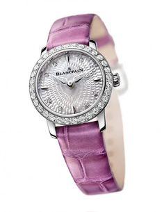 Blancpain+Ladybird,+a+Pioneering+Ladies'+Watch,+Celebrates+60+Years