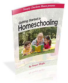 Three Free Charlotte Mason eBooks: Smooth and Easy Days, Getting Started in Homeschooling, Education Is ~ #homeschool