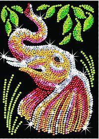 Sequin Art Elephant 0831 KSG | Hobbies