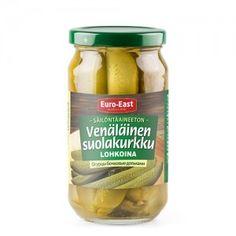 Herkullinen kaalilaatikko | Euro-East Kimchi, Pickles, Cucumber, Coconut Oil, Jar, Food, Essen, Meals, Pickle