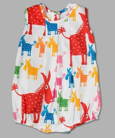 pinata infant romper...this is just ADORABLE