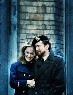 the deer hunter. - meryl streep and robert de niro
