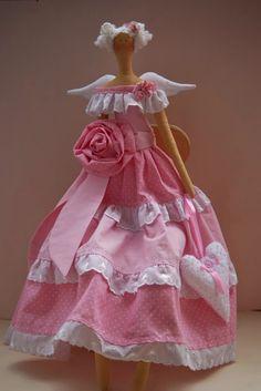 блог Марины Volk: Ангел ....(в розовом)