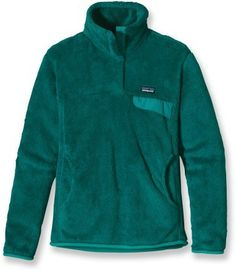 Teal Patagonia Re-Tool Snap-T Fleece Pullover - Women\'s