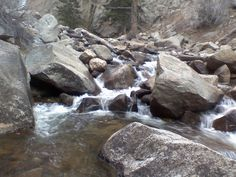 Boulder | Natural water feature inspiration