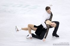 Luba and Dylan Four Continents Championships long program February 2015