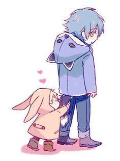 SO CUTE                                                           Dmmd - Baby Noiz and Little Aoba