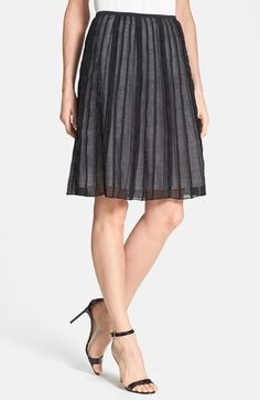 NIC+ZOE 'Batiste Flirt' Skirt (Regular & Petite) available at #Nordstrom