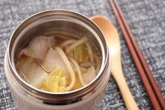 こんな簡単でいいの!?材料入れて放置の「スープジャー弁当」レシピ(2ページ目)   Linomy[リノミー] Soup, Ethnic Recipes, Soups