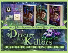 Free eBooks: Dream Killers by S.M. Blooding | Book Reviews by Lanise Brown