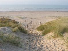 Blériot plage - Accès par les dunes - Votre plus beau point de vue pour admirer la mer