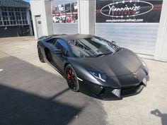 Lamborghini Aventador - Yiannimize