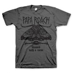 papa-roach - Blessed Curse | T-Shirt