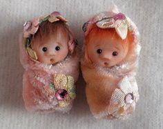 Miniature babies by Elfin Hugs