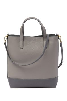 829a0bff186fc Melrose and Market - Audrey Leather Convertible Tote. Free Shipping on  orders over  100.