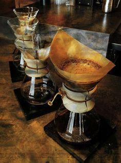 Par amour du café, u