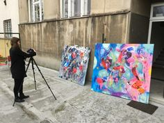 ArtBanana.cz - ateliery - Matěj Olmer Online Galerie, Tapestry, Contemporary, Artist, Home Decor, Atelier, Hanging Tapestry, Tapestries, Decoration Home