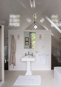 Black with A Touch of White | Content in a Cottage