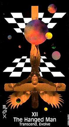 Crow's Magick Tarot ► The Hanged Man