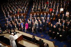 Francis's speech had all the pomp and circumstance of a State of the Union address in the House of Representatives chamber
