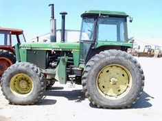 John Deere 4450 tractor salvaged for used parts. This unit is available at All States Ag Parts in Black Creek, WI. Call 877-530-2010 parts. Unit ID#: EQ-24600. The photo depicts the equipment in the condition it arrived at our salvage yard. Parts shown may or may not still be available. http://www.TractorPartsASAP.com