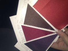 Our fall wedding colors :) @Whitney Kultala Renshaw  see purple works ;)