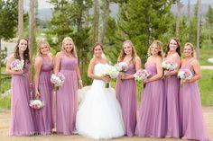 Grand Lake Lodge Wedding Photo