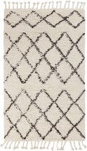 Sherpa Off White Area Rug by Surya