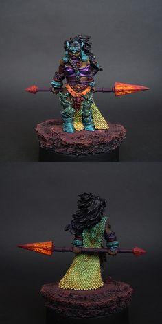 reaper fire giant queen - HD800×1601