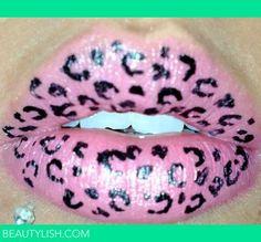 Pink Cheetah   Maria O.'s Photo   Beautylish