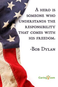 Bob Dylan quote.