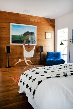 Sam & Anne's Cozy Modern Blend Cozy Bedroom, Diy Bedroom Decor, Home Decor, Bedroom Inspo, Bedroom Ideas, Interior Architecture, Interior Design, Transitional Decor, Dream Home Design