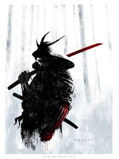 Samurai II, Mack Sztaba on ArtStation at…
