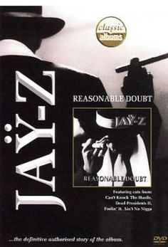 "Documentary focusing on Jay-Z's album ""Reasonable Doubt"". DVD 510"