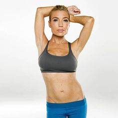 Get great arms with this workout from celebrity trainer Tracy Anderson. : Get great arms with this workout from celebrity trainer Tracy Anderson. Tracy Anderson Workout, Tracy Anderson Method, Anderson Arms, Fitness Tips, Fitness Motivation, Health Fitness, Fitness Exercises, Arm Exercises, Rogue Fitness