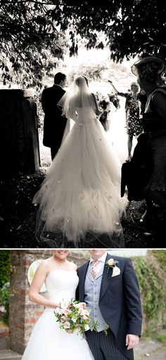 what a dress! Helen Cawte Photography   wedding dress from Truly Fabulous